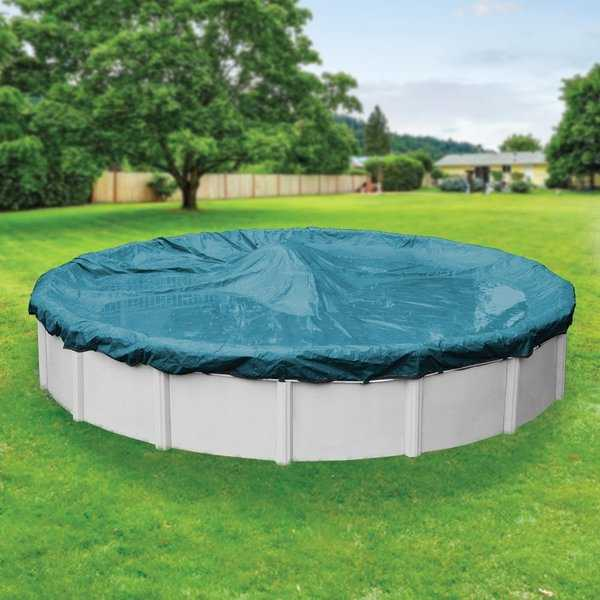 Robelle 12-Year Galaxy Winter Cover for Round Above-Ground Swimming Pools