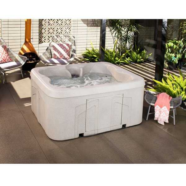 Lifesmart LS100 4-person 13-jet Spa