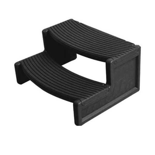 Confer HS2BLK Handi Step 2 Spa Step, Black