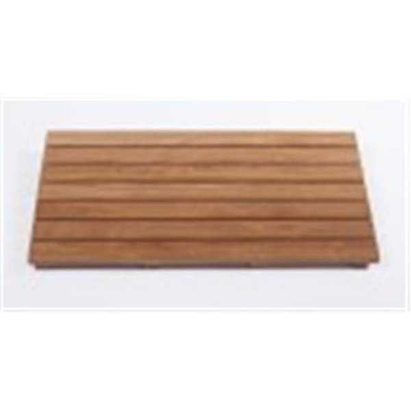 ARB Teak & Specialties MAT2414 Spa Teak Shower Mat