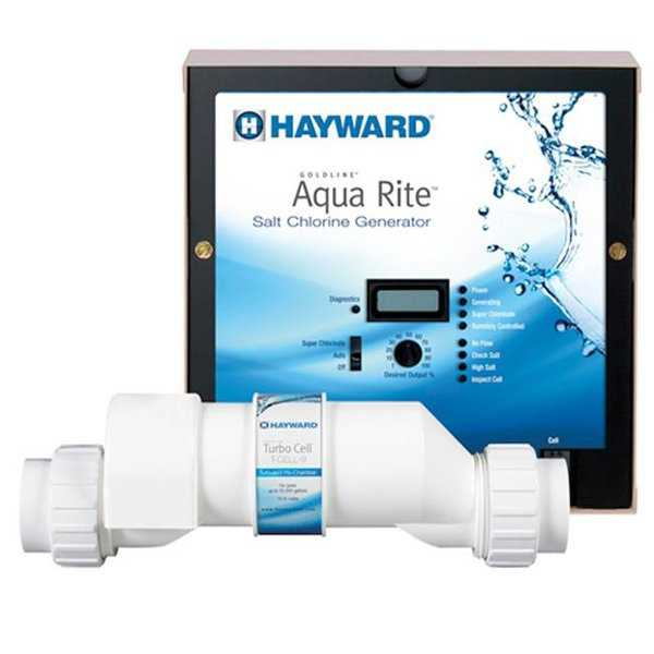 Hayward Pool Products AQR15 Aqua Rite 40K Salt Water
