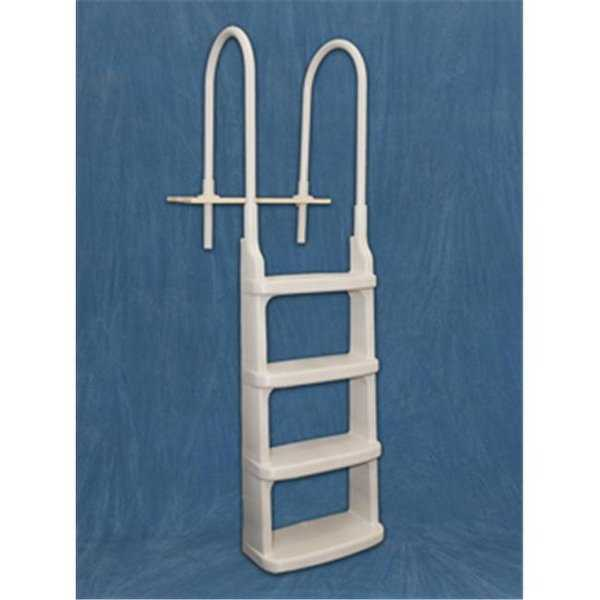 Easy Incline Pool Ladder - White